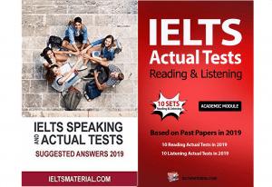 دانلود IELTS Actual Tests